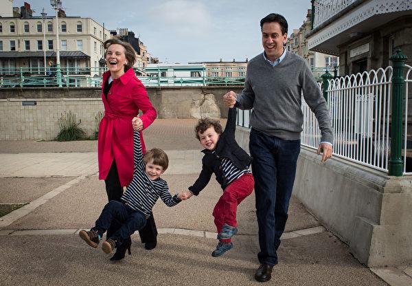 他们夫妻关系健康。(Stefan Rousseau - WPA Pool/Getty Images)