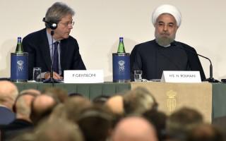 伊朗總統率百人採購團訪意法
