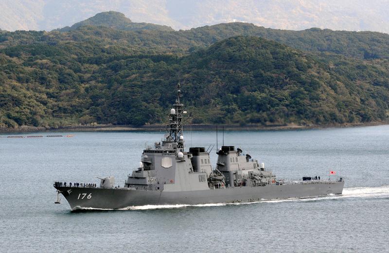 日本決定派遣自衛隊赴中東 保護船隻安全