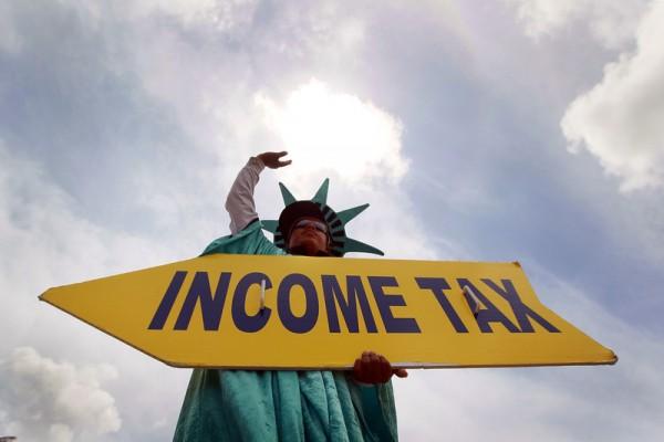 美國工薪人士報稅易犯的五大錯誤