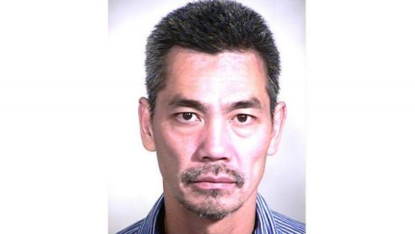 加州橙县监狱三名越狱重罪犯之一、43岁的杨北(Bac Duong,越裔)星期五向警方自首。(橙县警署提供)