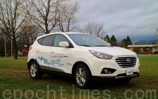 車評:氫氣的迷思 Hyundai Tucson Fuel Cell