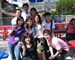 中国大陆越来越多的小留学生来美国学习生活。(商家提供)
