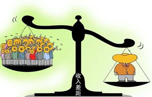 驚心動魄的財富分化運動正在中國上演