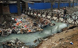 中共環保部長將中國環境問題概括為三句話