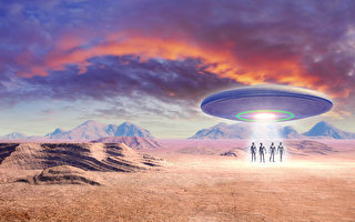 美军前官员向媒体透露 外星人已经来地球