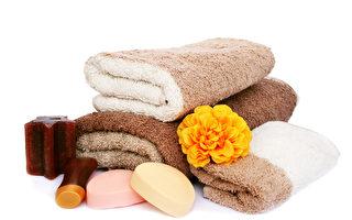 毛巾用半年细菌增万倍  微波加热可消毒