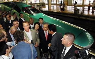 加州高铁改道  首段工程始于湾区