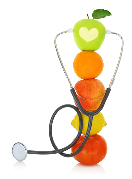 增加生食的比重,可优化胆固醇水平。(Fotolia)