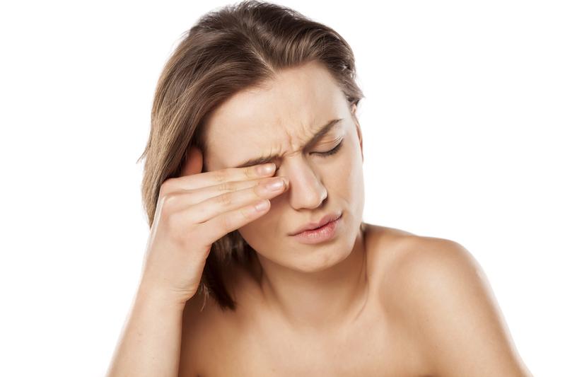 大數據分析 眼睛痛或為中共病毒感染症狀