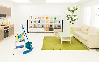 崭新的人生 从清洁你的居家环境开始