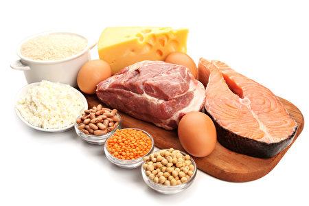 蛋白质的食物(fotolia)