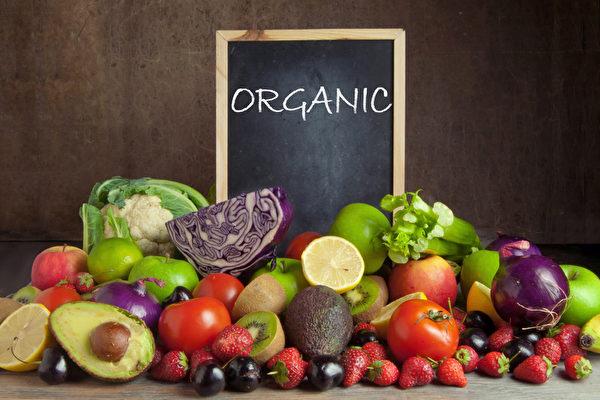研究: 吃有機食品可降低患癌機率
