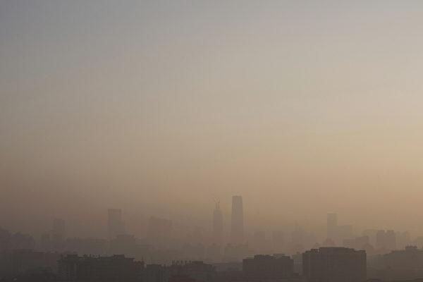 空气污染每年让550多万人早死 中国160万