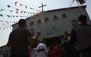 再传中共迫害宗教 官方教堂也难逃强拆