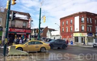 唐人街中餐館外槍擊案 2死3傷