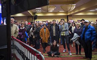 亚裔参与爱荷华州初选 中国学生兴奋观战