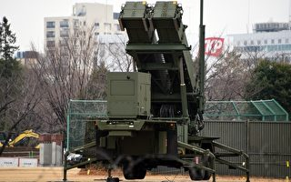 日本強化防備北朝鮮發射導彈