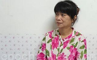 告江再遭绑架 北京下岗女工:我心是自由的