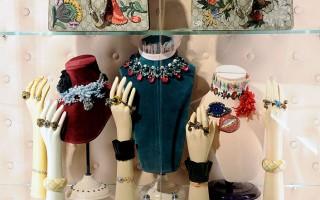 Gucci纽约新品展示 图案精美来自东方