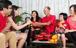 在美国过年 华人希望和主流分享中国文化