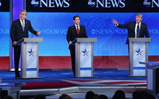 美共和黨新州辯論會 幾位州長表現更優