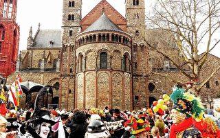 嘉年华恰逢中国年 看看荷兰传统狂欢