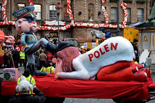 波蘭的司法失去了獨立性,匍匐於政府腳下。(Sascha Steinbach/Getty Images)