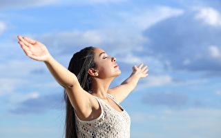 深呼吸能舒緩壓力 真有科學根據