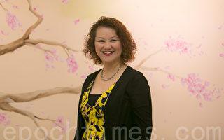 资深美容美发专家指导亚洲人正确染发