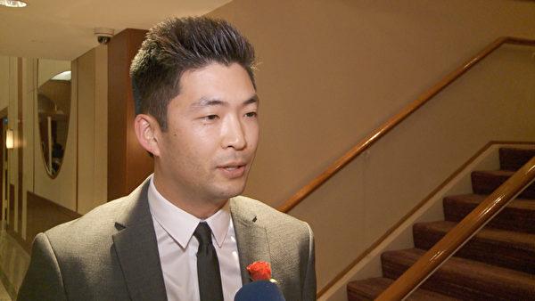 Angry Asian Man博客创始人Phil Yu。(李凯文/新唐人)