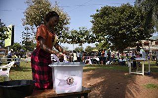 烏干達大選登場 現任總統料將獲選連任