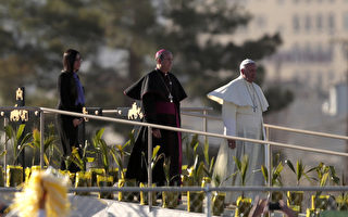 教宗美墨边界办弥撒 称移民问题是悲剧