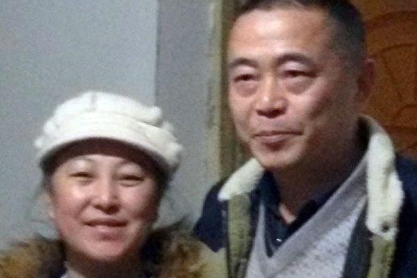 黄琦调查征地被扣 曾被诬判3年