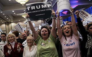 美共和黨南卡州初選 川普再次勝出