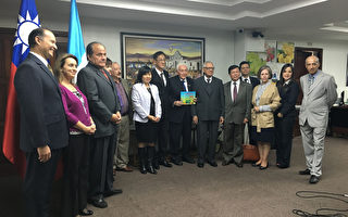 台助瓜地马拉  推动全民认识民主宪政