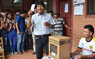 媒体:玻利维亚总统寻求再连任公投失利