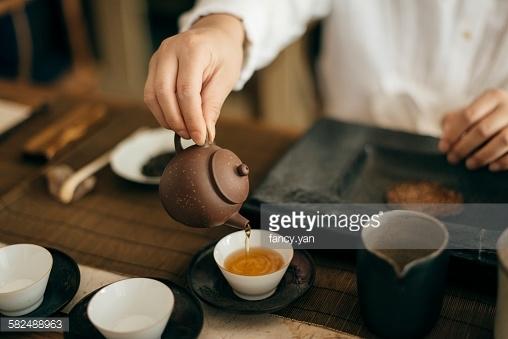 點茶就是品茶,又分18個步驟。(Getty Images)
