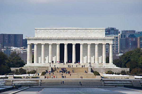 林肯纪念堂大幅整修 耗资1800万美元