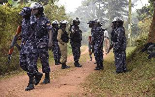 烏干達大選後 滿街軍警格外寂靜