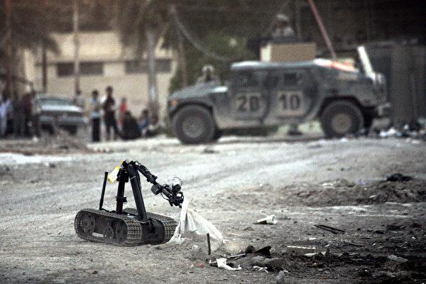 阻遏中俄 五角大樓擬建機器人部隊