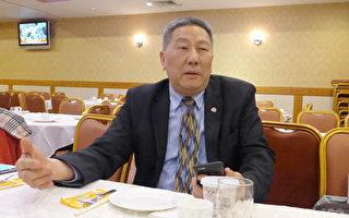 助人為快樂之本 中華公所主席屆滿談收穫