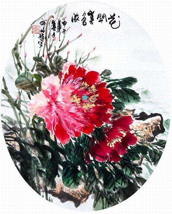 曹醉梦作品(本人提供)