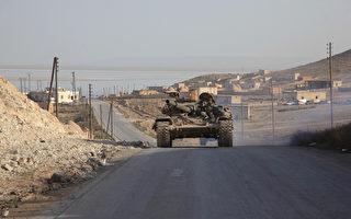 叙利亚5年内战 重大临时停火协议生效