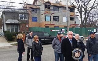 """纽约""""巨无霸""""屋破坏街区风格 参议员炮轰"""