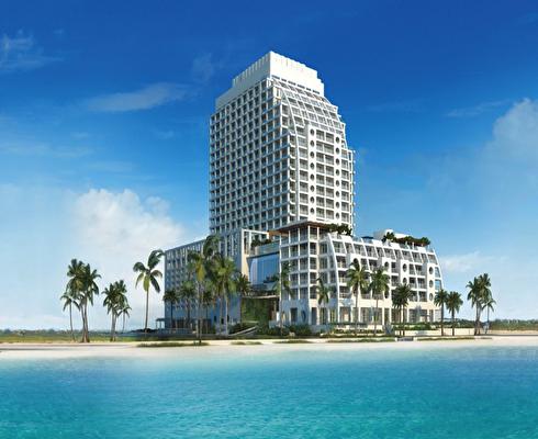 迈阿密是超级富豪最喜欢的城市里面的全球第六名,像比尔‧盖茨在迈阿密都拥有房产。图为海洋度假之家康莱德豪华酒店公寓(Ocean Resort Conrad Fort Lauderdale)待售房源之一。坐落在罗德代尔堡海滩,小居室起价$40万, 项目提供EB5投资机会,对于单元买主,建商还提供年回报8%的回租计划。(图:迈阿密RE/MAX联合地产公司)