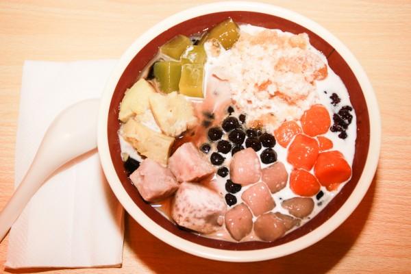 越来越好吃 中式甜品在美国渐流行