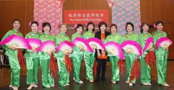 客家天穿日 擂茶飄香歌舞昇平