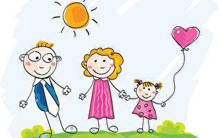 从小孩11种行为看父母身教 漫画引网络热议