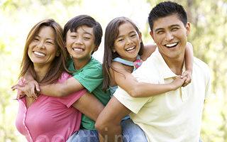 紐約陽光心理安康中心八堂親子課 幫助新移民